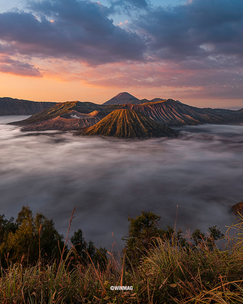 Mighty Bromo by Win Mag