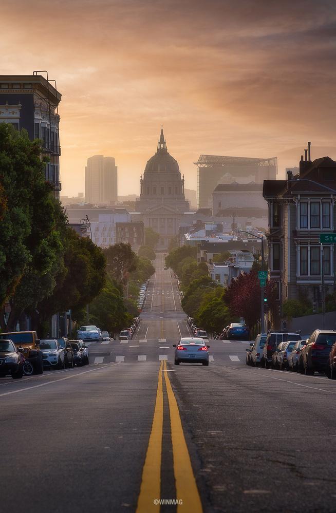 Good Morning SF! by Sherwin Magsino