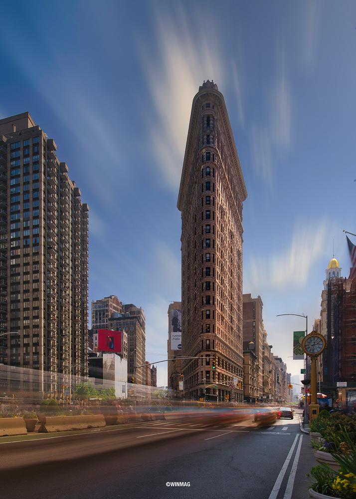 Flatiron NYC by Win Mag