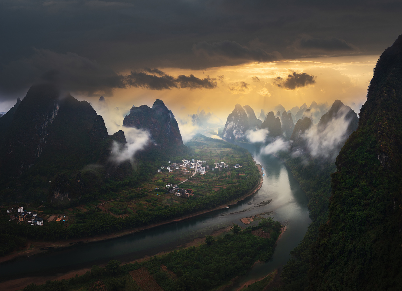 The Mystical River by Win Mag