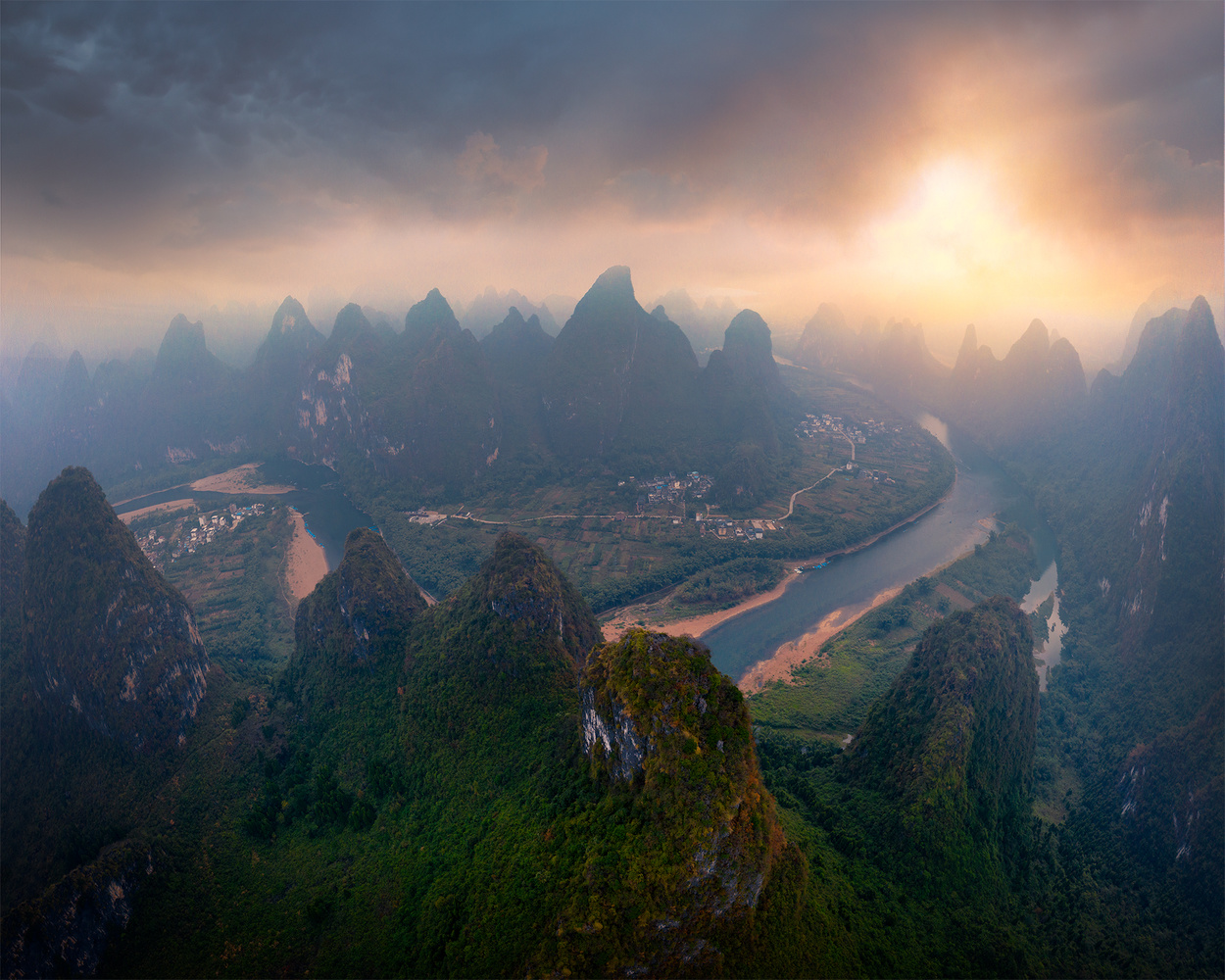 Kings of Guilin by Win Mag