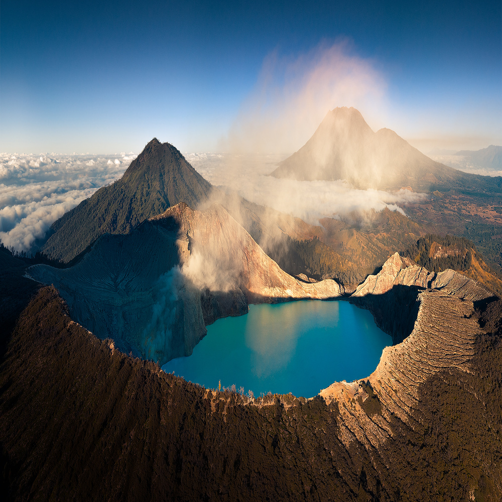 The Heart of Ijen by Win Mag