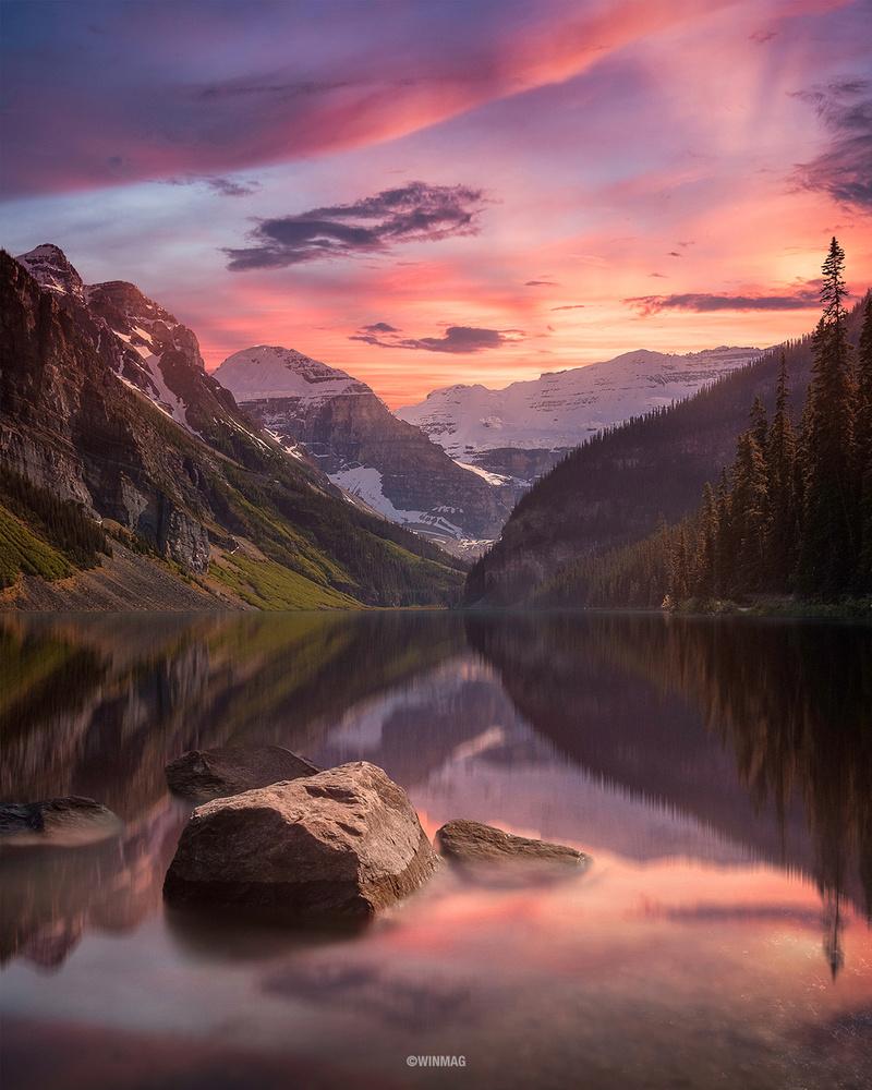Alberta's Beauty by Sherwin Magsino
