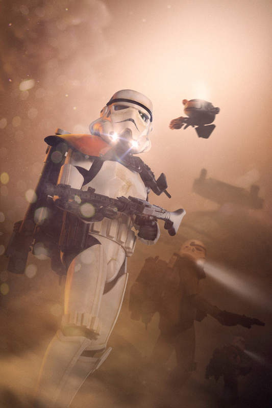 Manhunt in Jakku by Win Mag