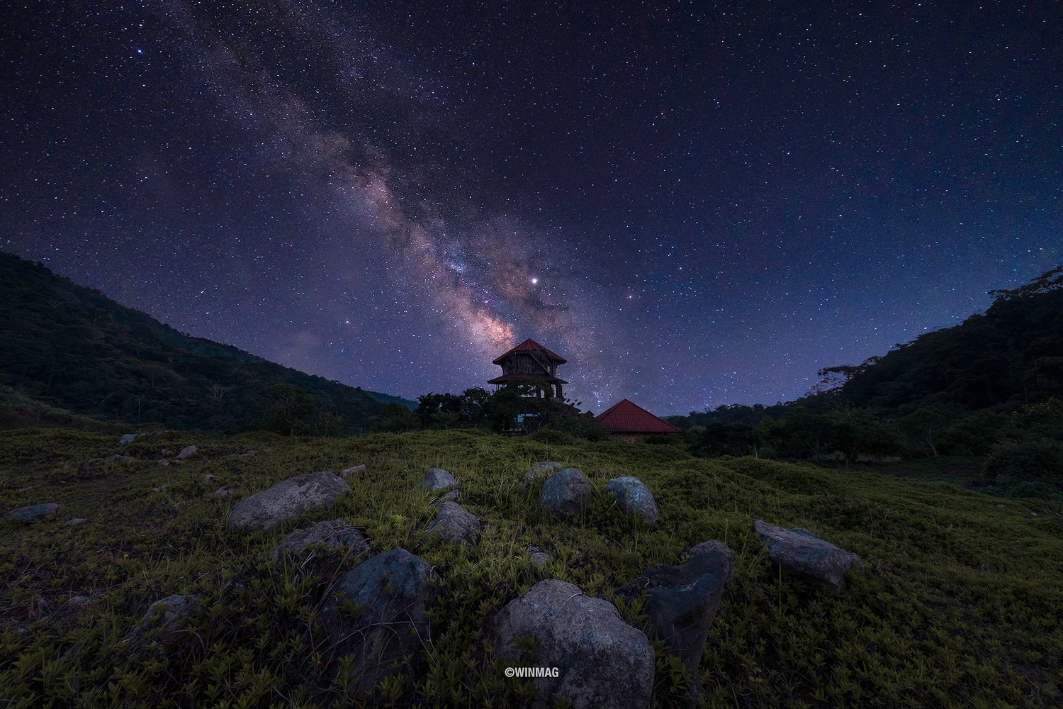 Astro Valley by Sherwin Magsino