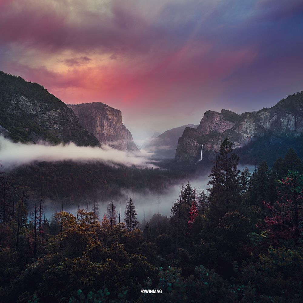 Yosemite's Dream by Win Mag