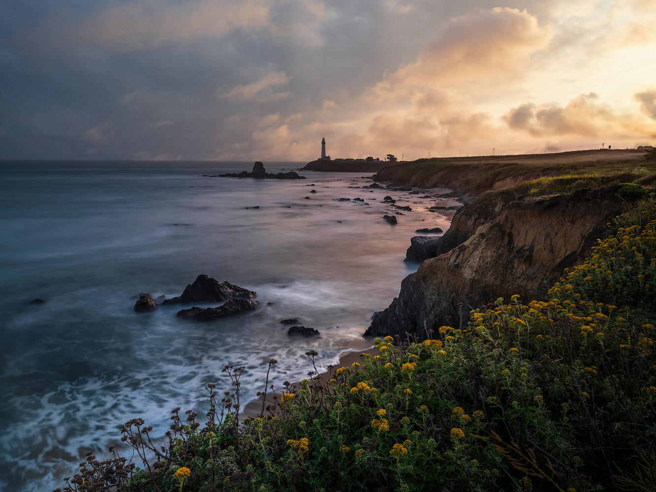 Pigeon Point by Win Mag