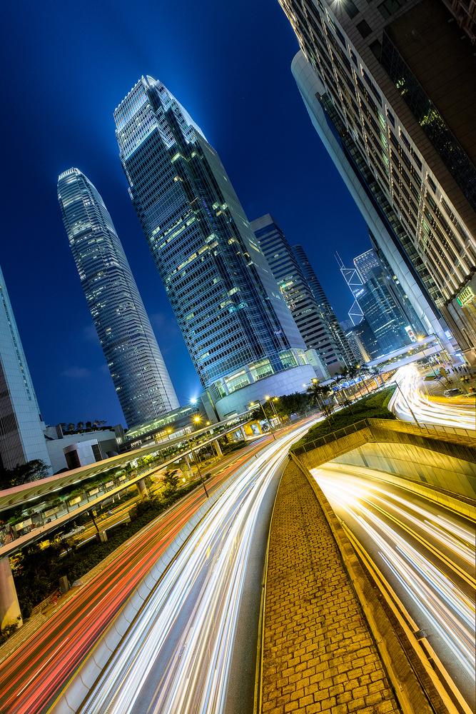 Hong Kong Central by Win Mag