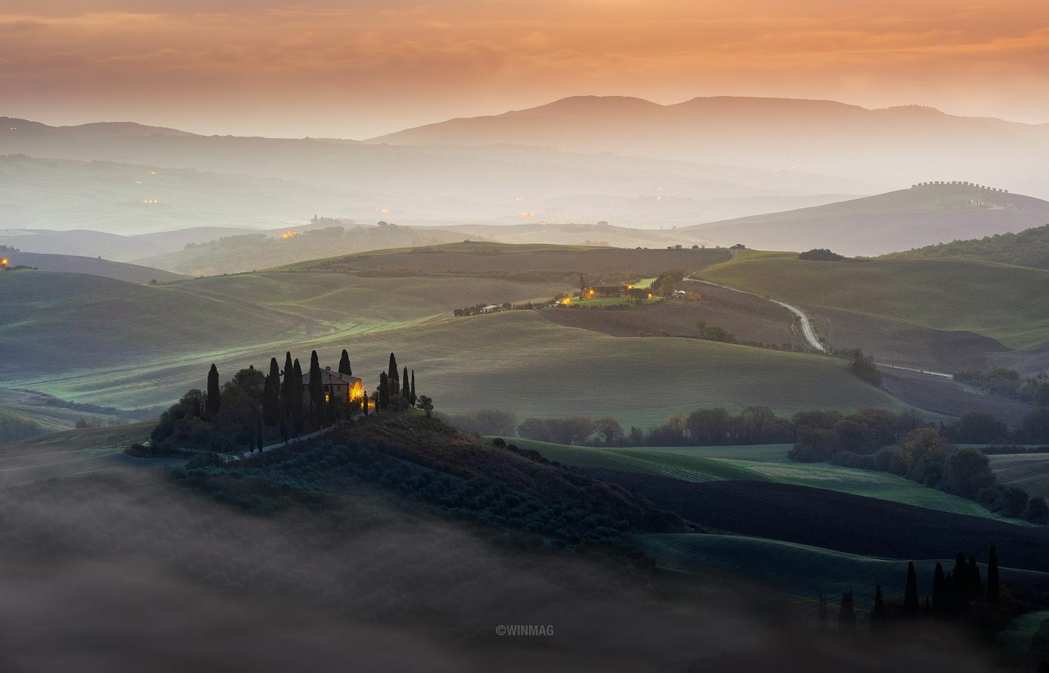 Tuscan Dreams by Win Mag