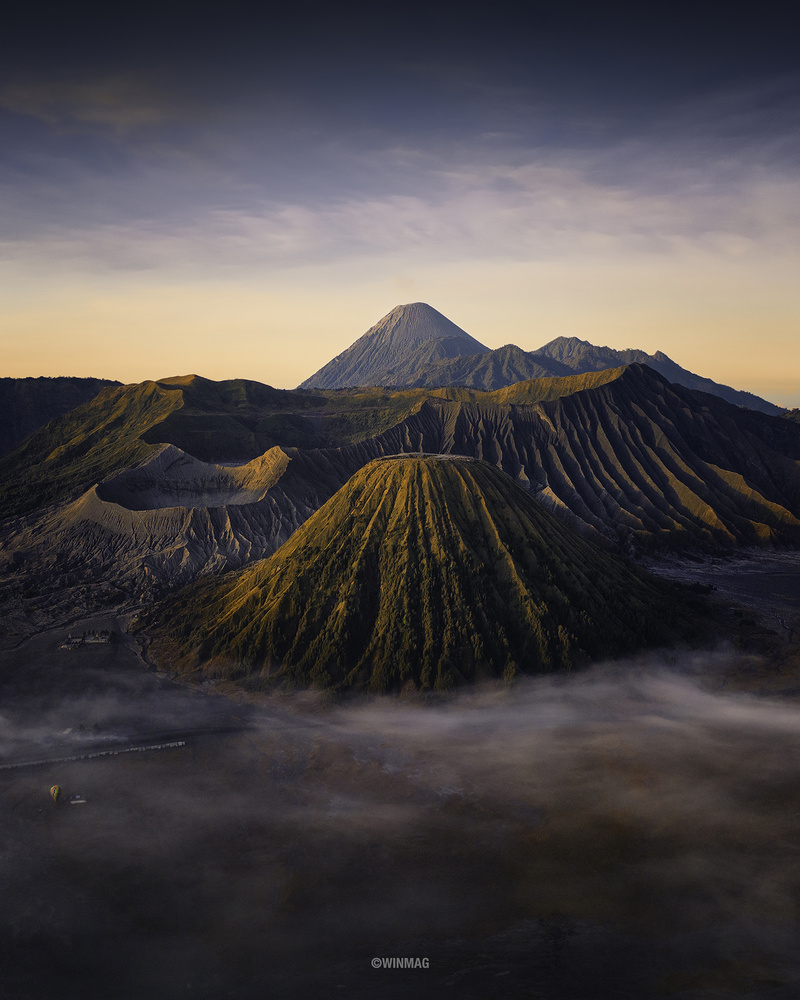 Bromo by Win Mag
