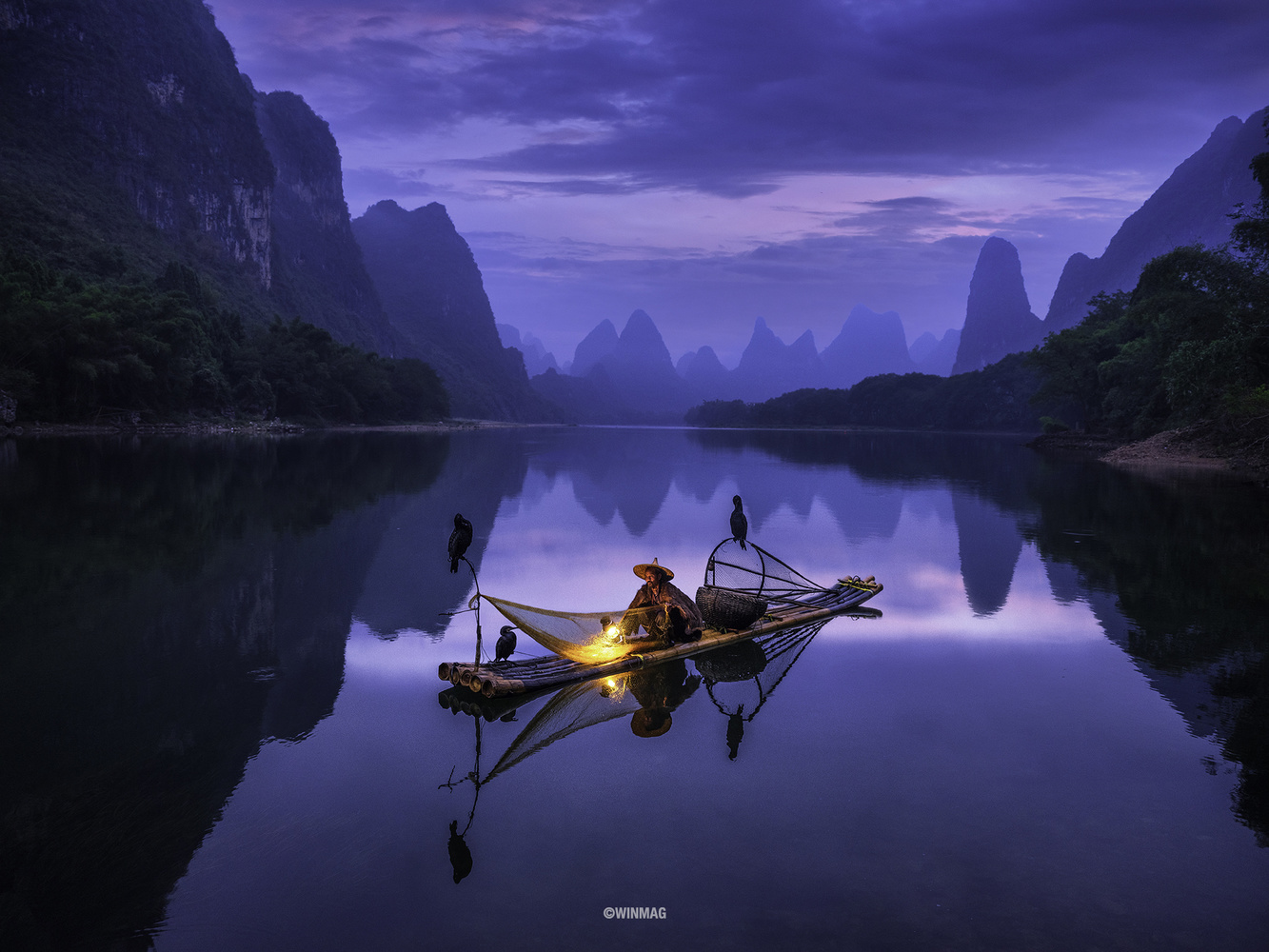 The Legend of Li River by Win Mag