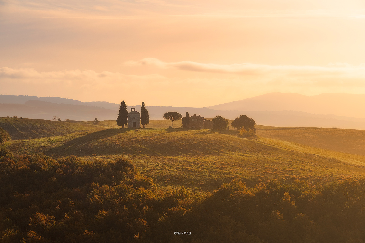Under the Tuscan Sun by Win Mag