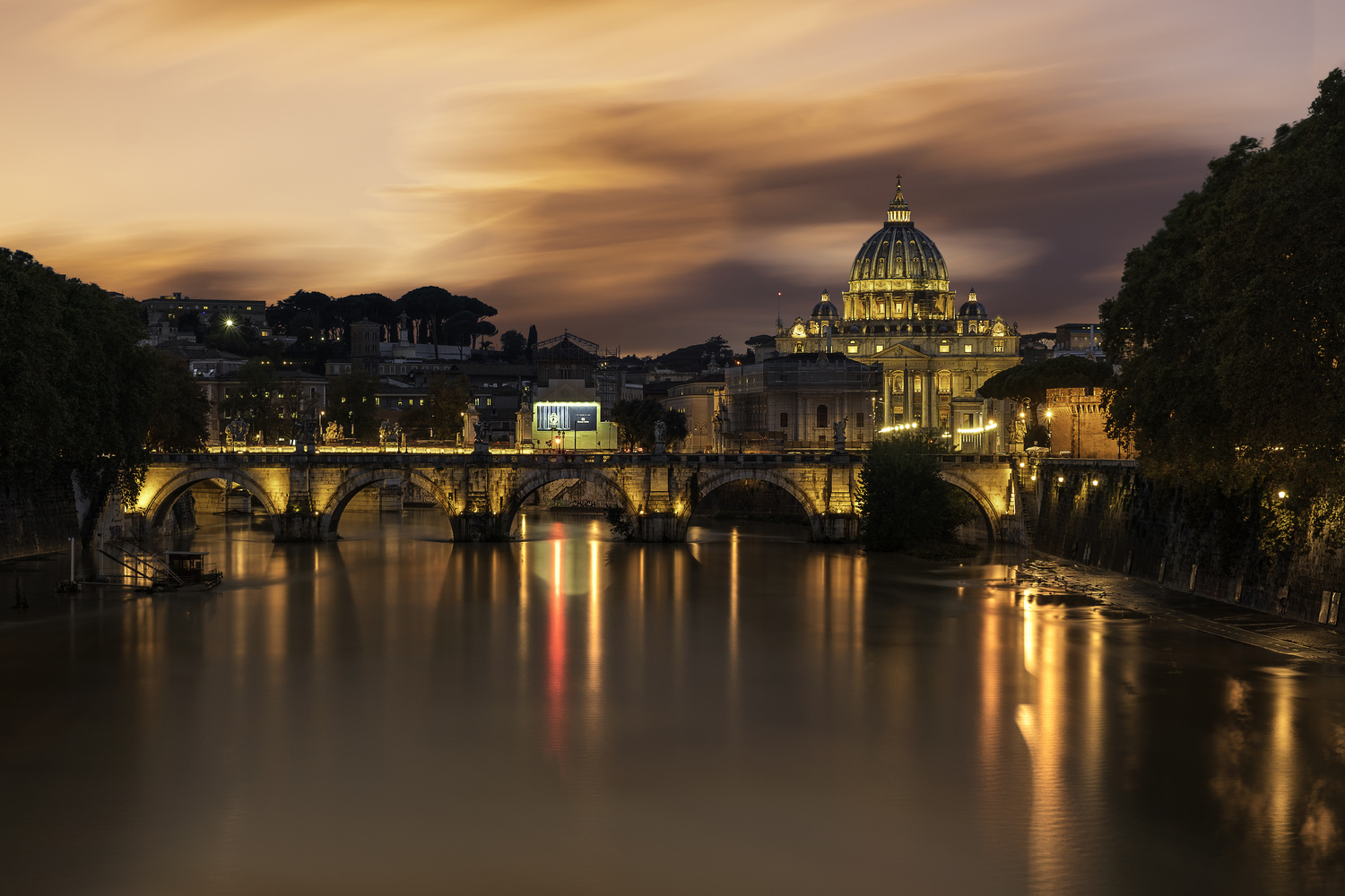 Saint Peter's Basilica by Win Mag