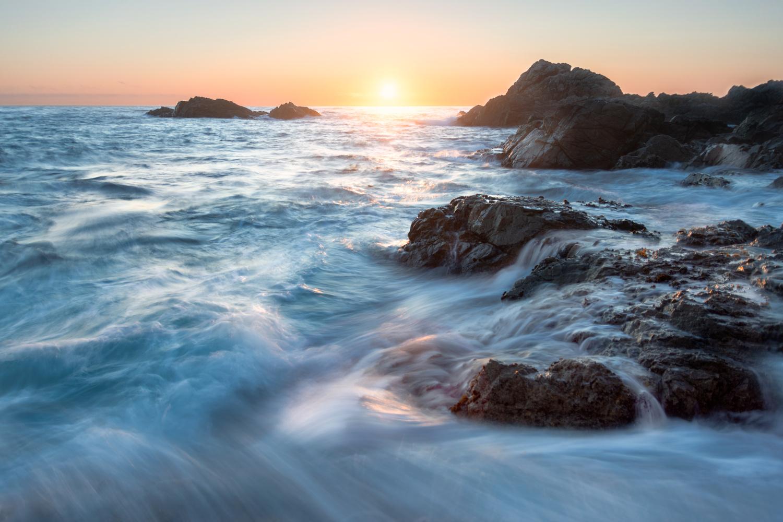 A Westcoast Sunset by Patrick Snitjer