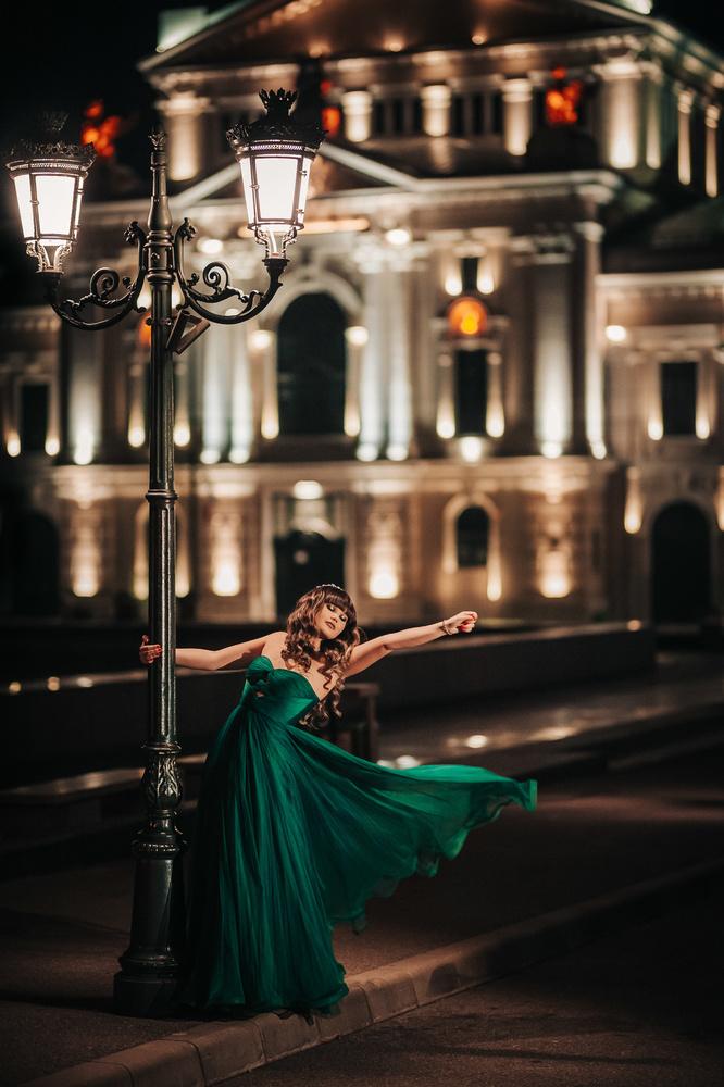 Sarah by Marius Godeanu