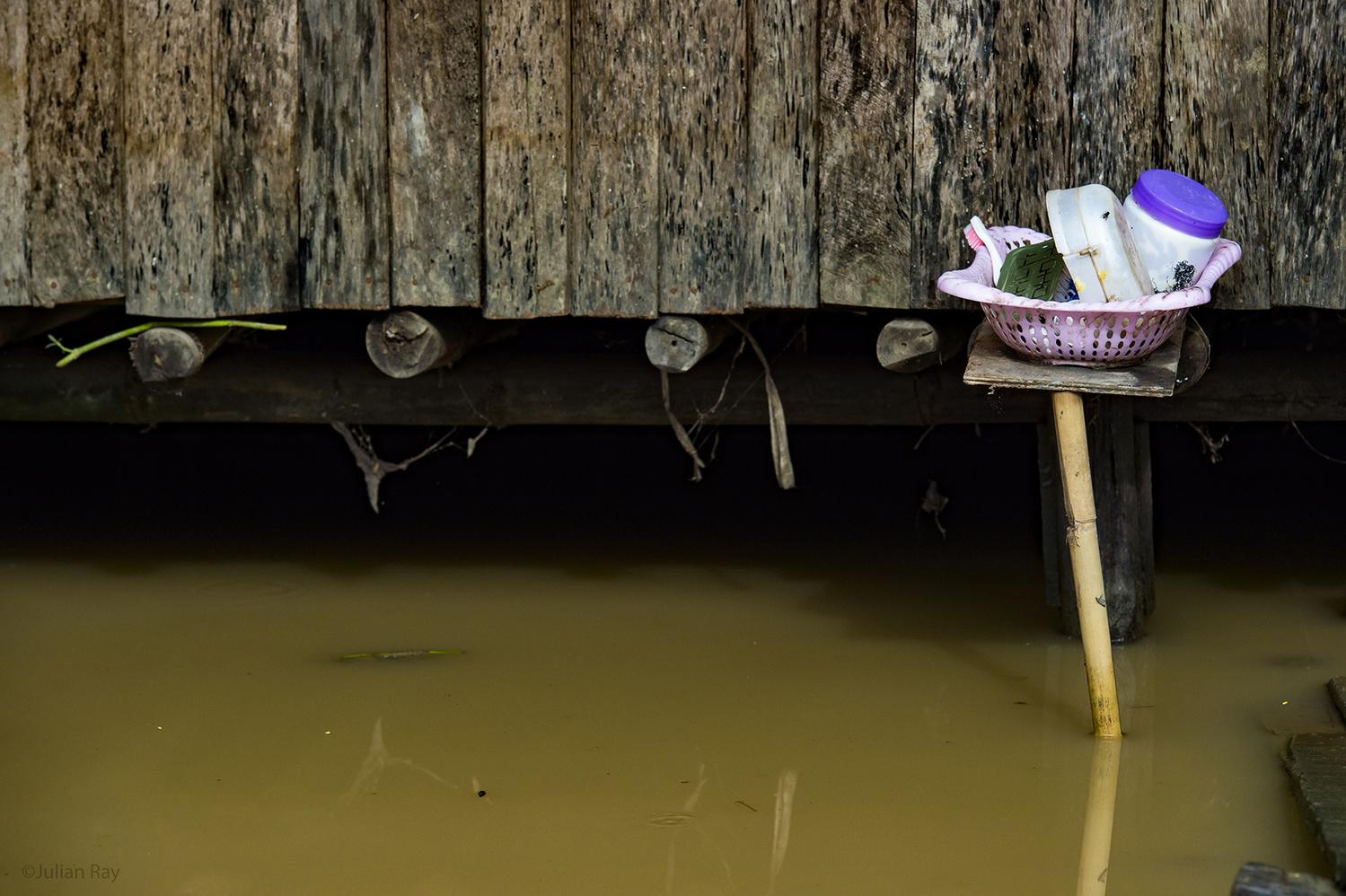 Life During The Monsoon Season by Julian Ray