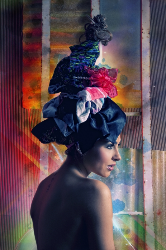 With fashion in mind by Felipe Zabala