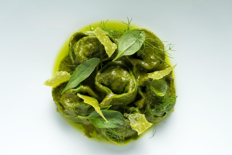 Fresh Tortellini by Manos Tsirantonakis