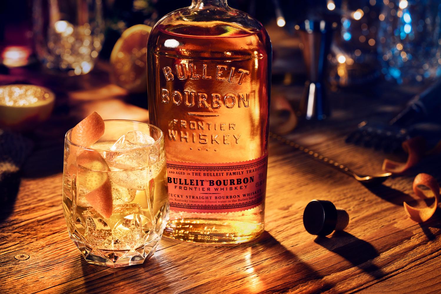 Bulleit Bourbon by Piotr Maksymowicz