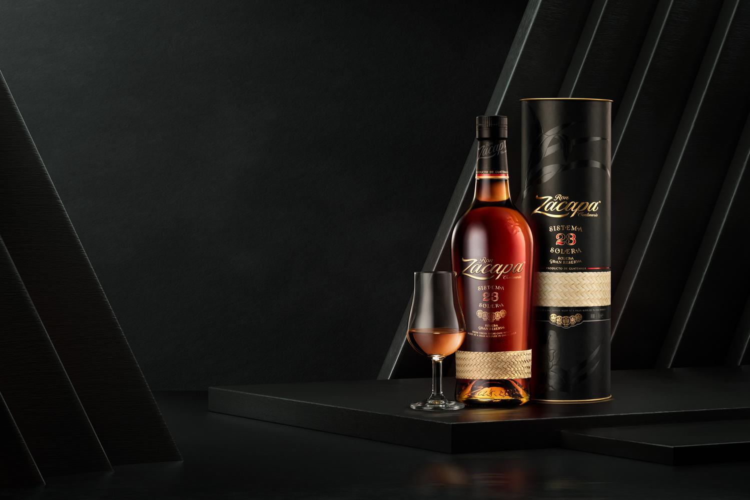Ron zacapa rum by Piotr Maksymowicz