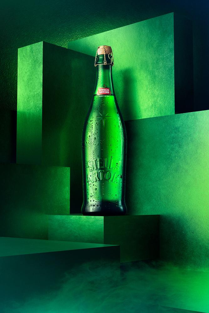 Stella Artois by Piotr Maksymowicz