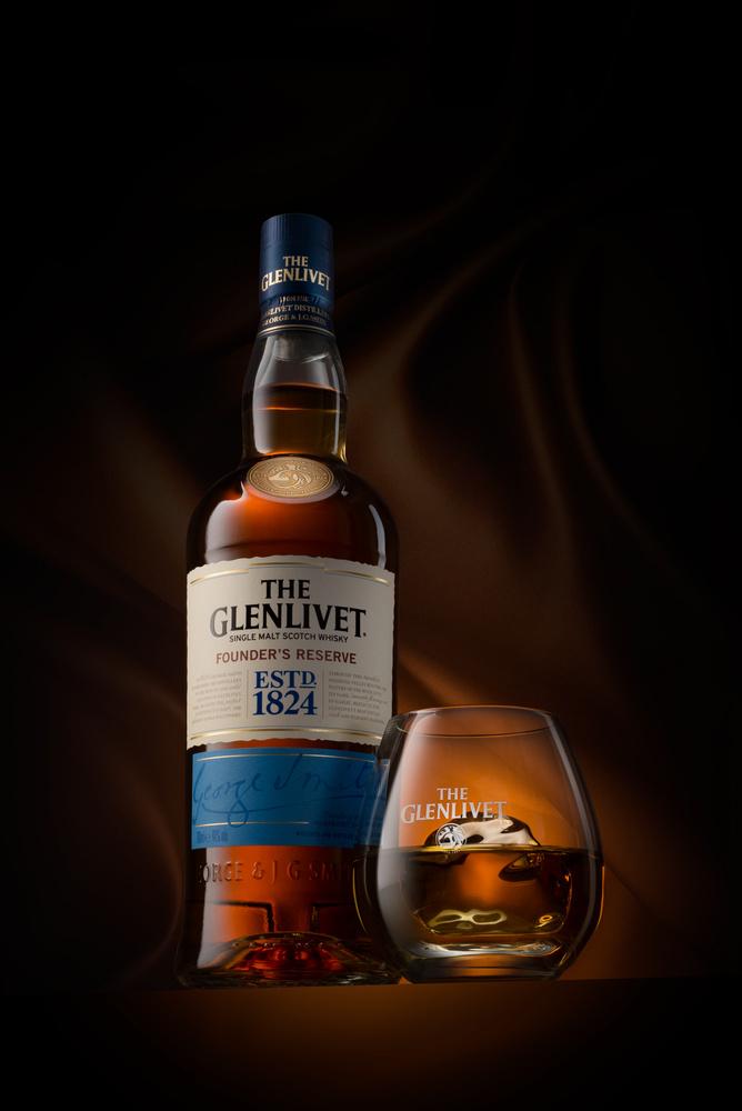 The Glenlivet whisky by Piotr Maksymowicz
