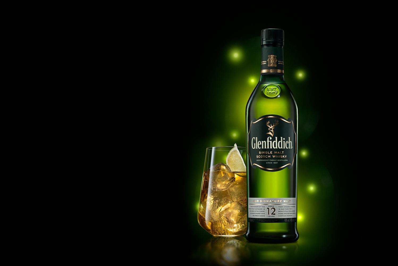 Glenfiddich whisky by Piotr Maksymowicz