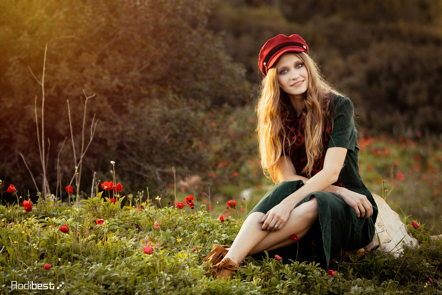 Spring is here by Rodi Almog