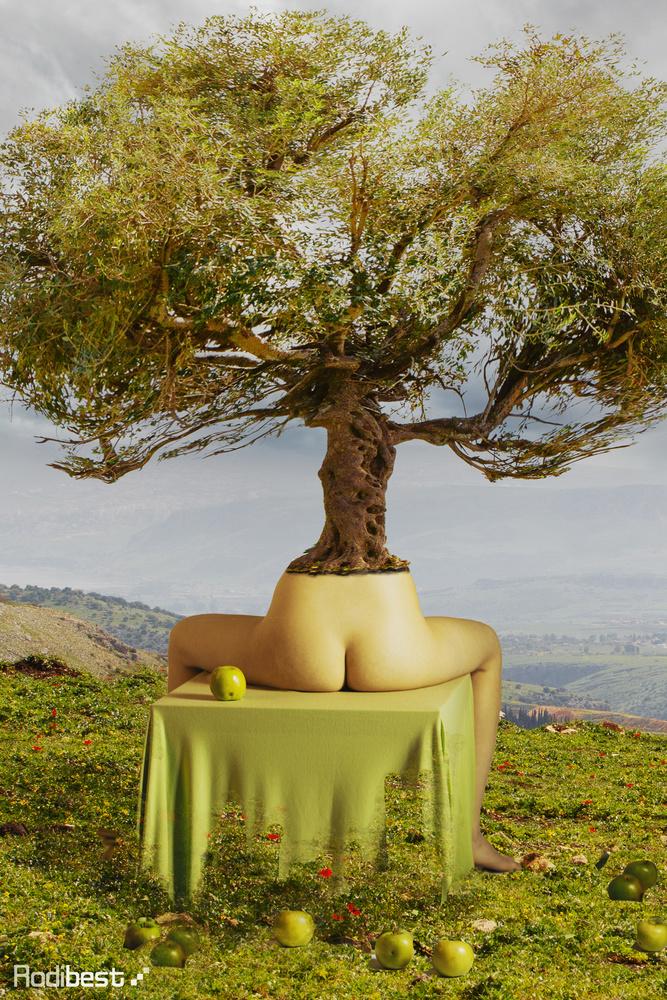 Untitled 56 by Rodi Almog