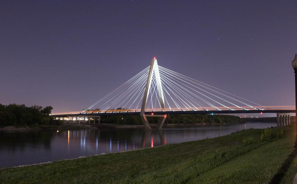 Kit Bond Bridge by James Morrison
