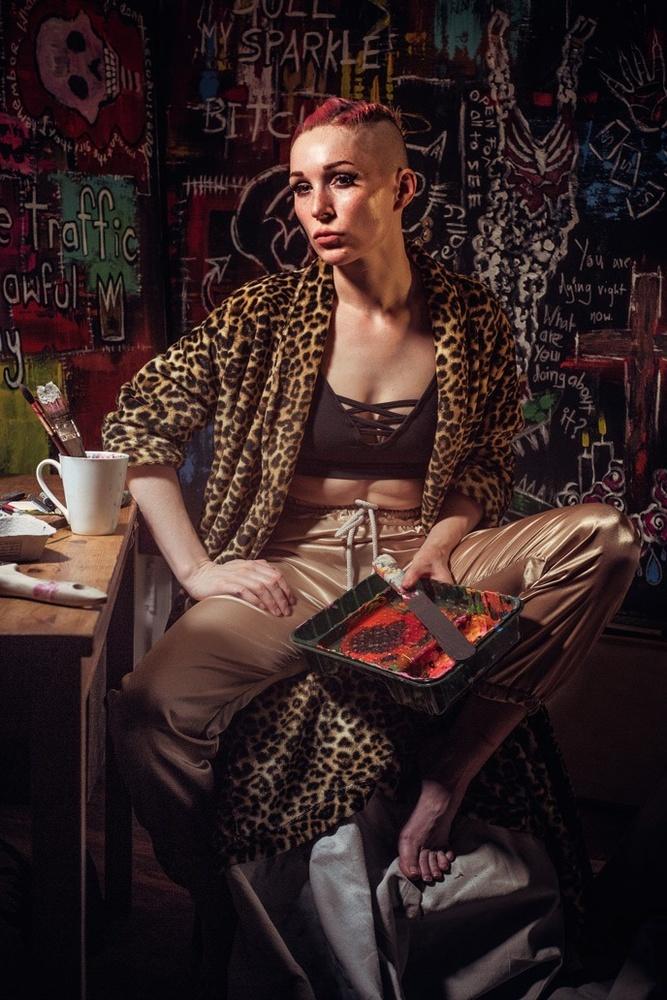 Portrait of an Artist by Chad Ward
