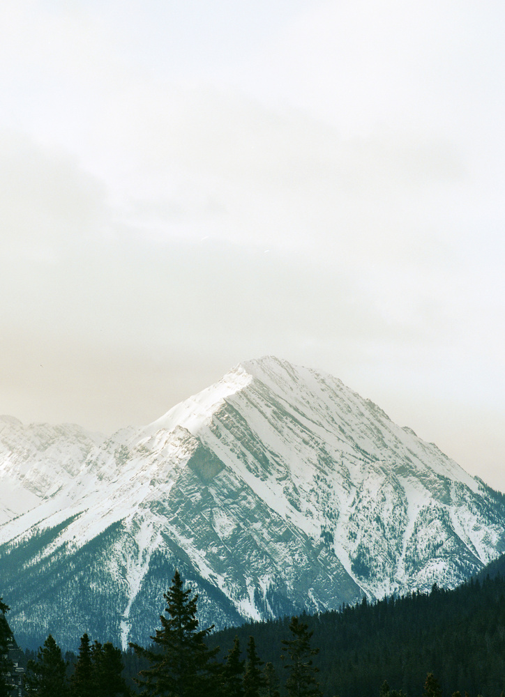 Banff, AB - Portra 160 by James Madison