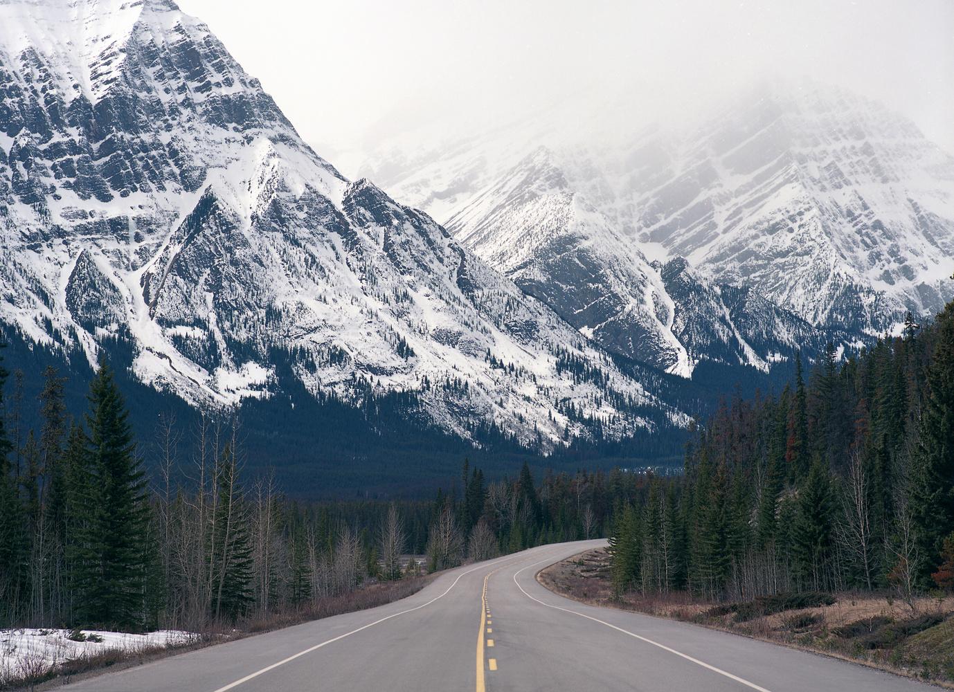 Jasper National Park - Ektar by James Madison