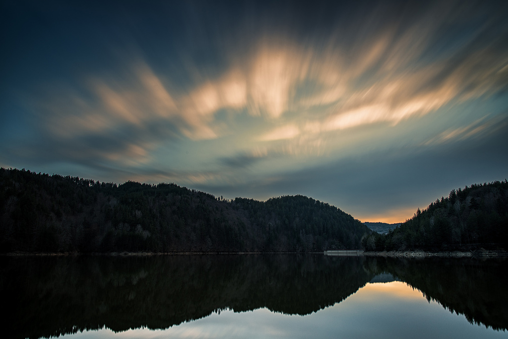 A long moment by Marjan Petkovski