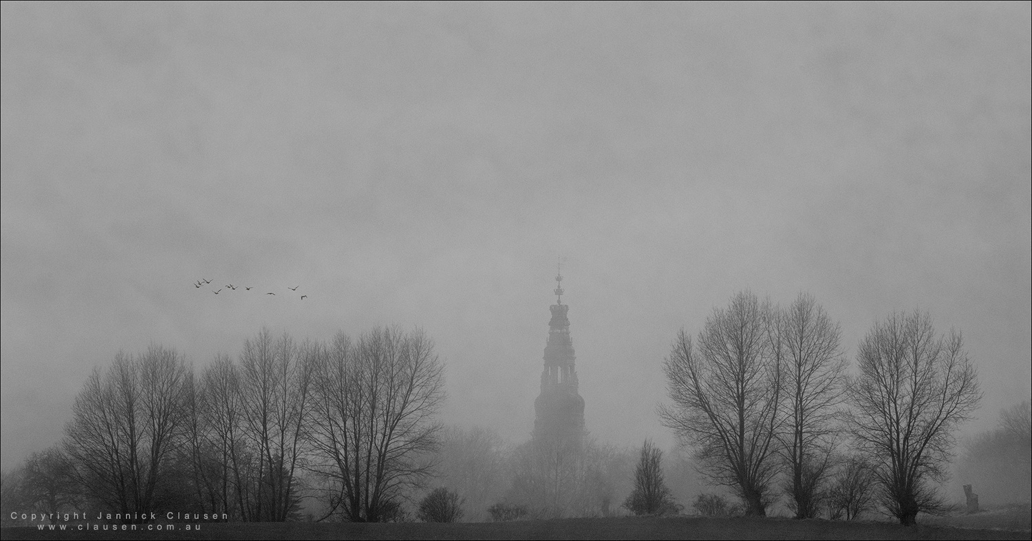 Campanile by Jannick Clausen