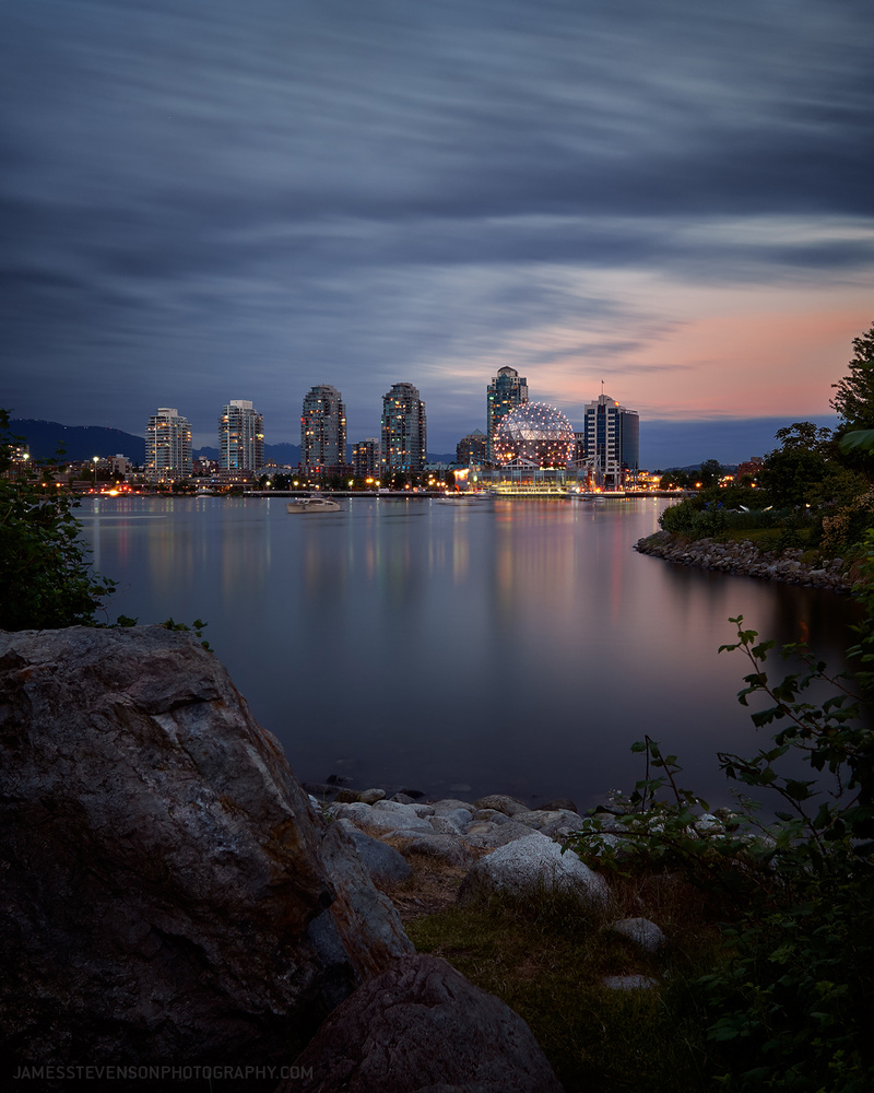 Science World Vancouver  by James Stevenson