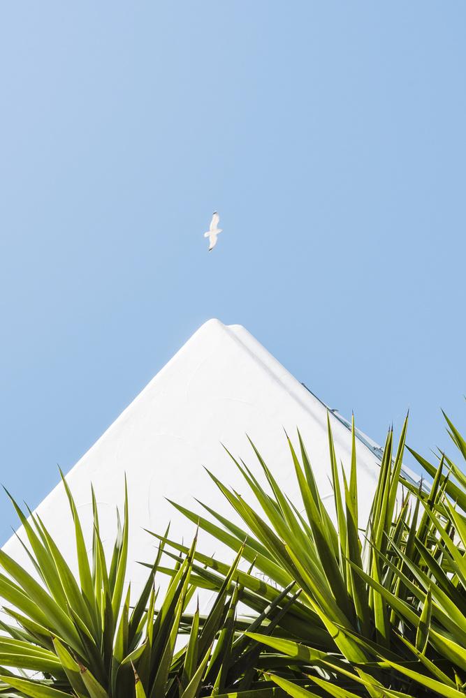 Minimalism Inversed Square by Michael Kuszla