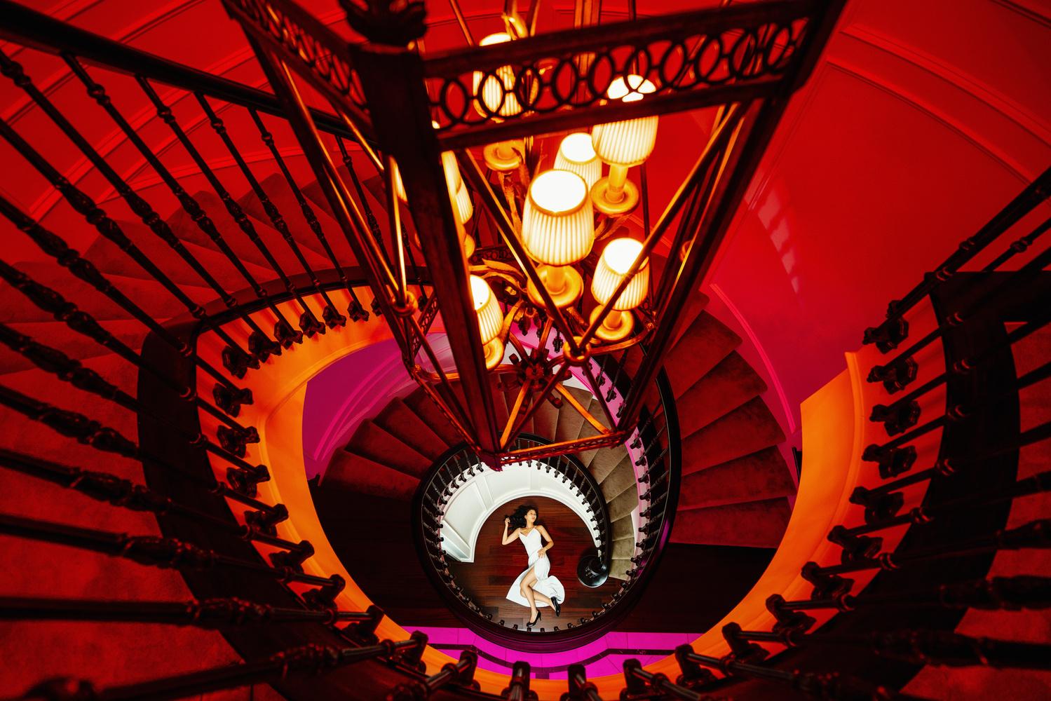 Colour Staircase #3 by Josh Stuart