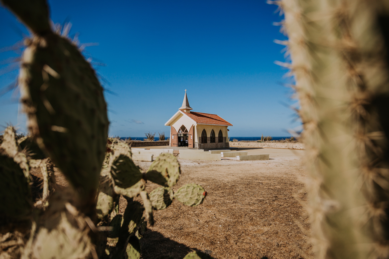 Alto Vista Chapel by Jeroen Lucas