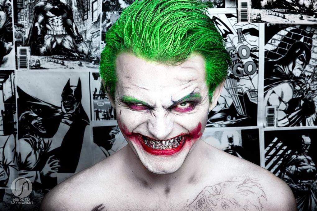 Joker by Nikodem Szymanski