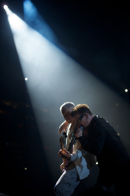 U2 @ Met Life Stadium 2010 by Dimitry Polyakov