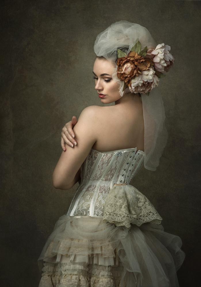 Portrait Ella II by Barbara MacFerrin