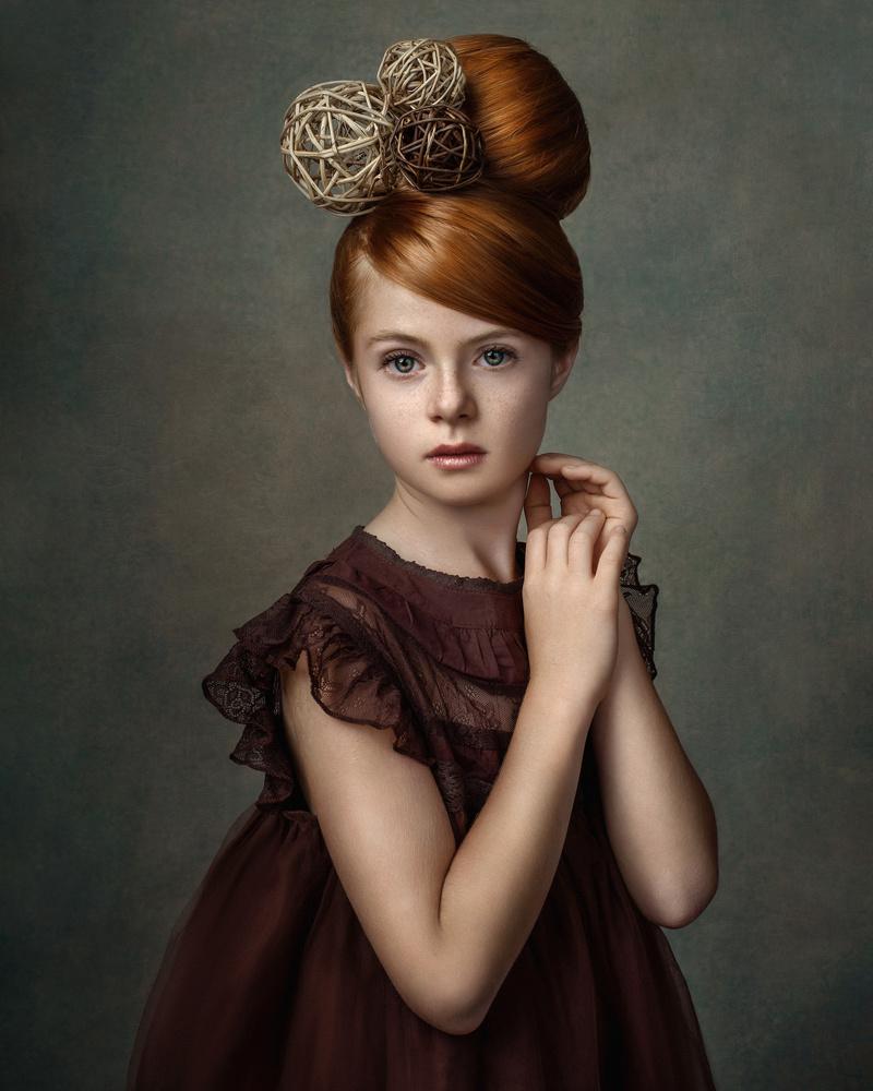 Portrait Alex by Barbara MacFerrin