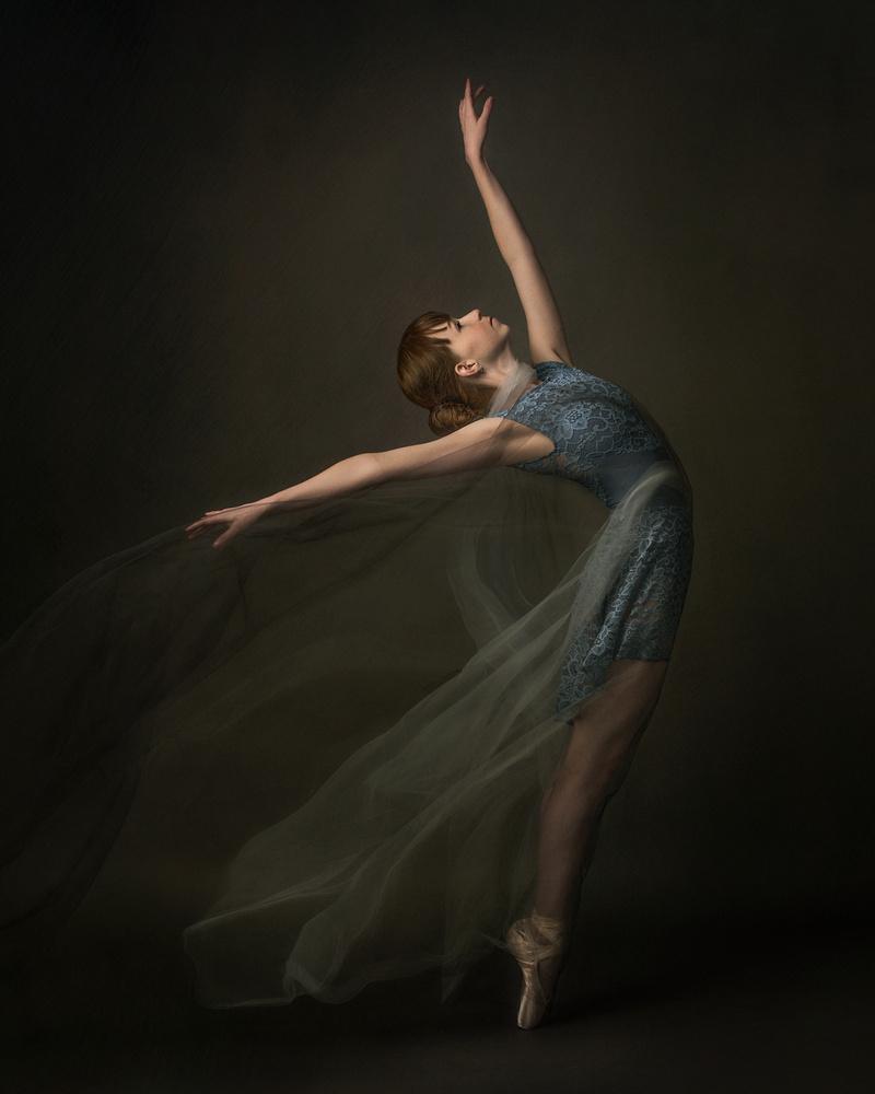 The Dancer by Barbara MacFerrin