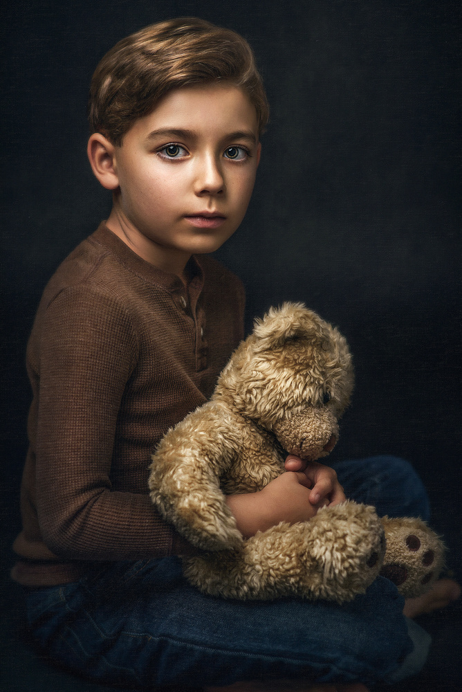 Leo by Barbara MacFerrin