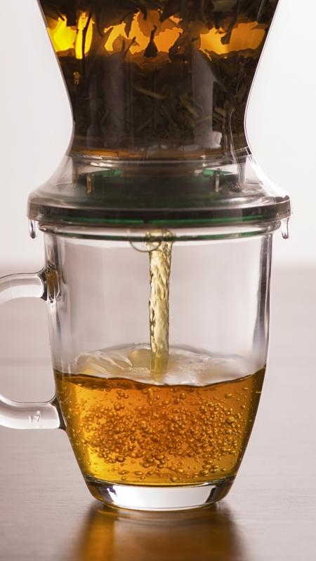 Brewing Tea by Jorge Malo