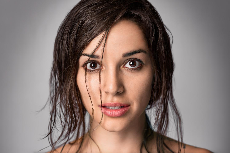 Carli Mixed Media Shot by Jim Sloan