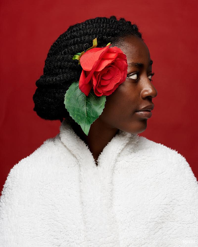 Like a Rose by Ishmael Amuzu-Quaidoo