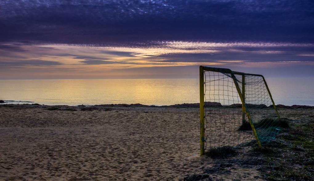 Football is a lifestyle by Artur Torok