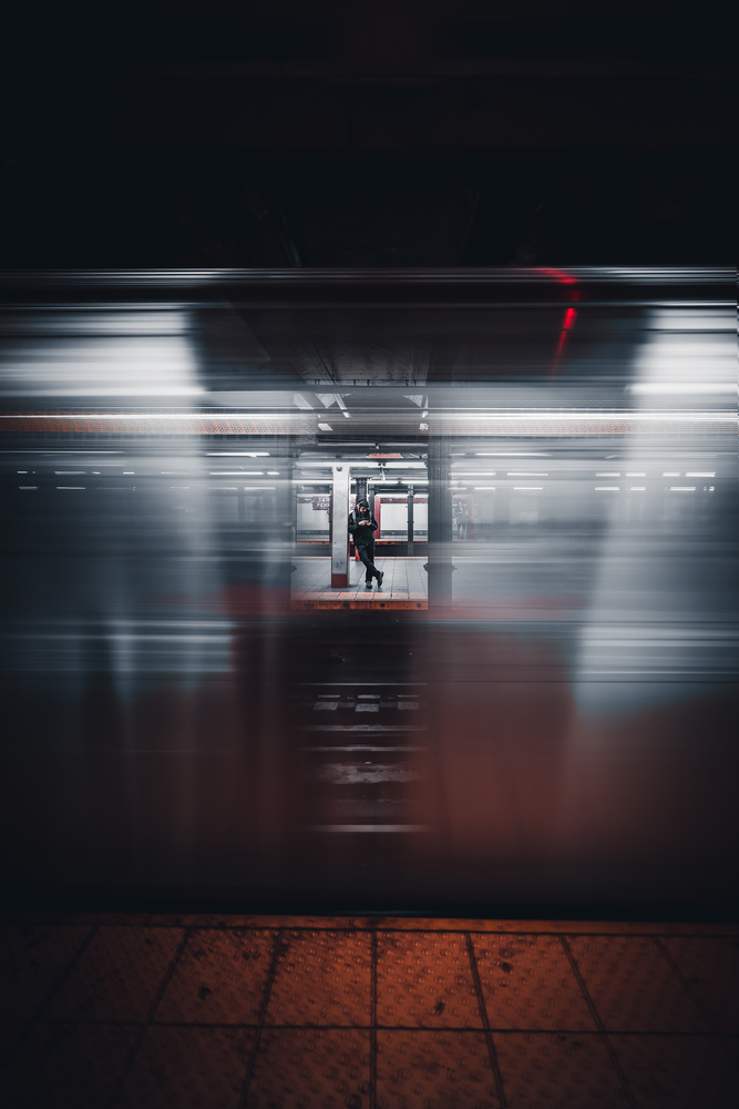 New York Metro Subjects by Chris Miralles